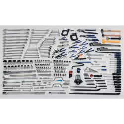 Williams Oilfield Tool Set Tools Only - 263 Pieces