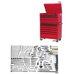 Williams Oilfield Tool Set Complete - 265 Pieces