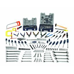 Williams Maintenance Tool Set - 218 Pieces - Tools Only
