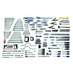 Williams Advanced Maintenance Service Set - 277 Pieces including Tool Box