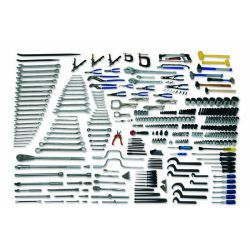 Williams Master Maintenance Service Set - 352 Pieces - including Tool Boxes