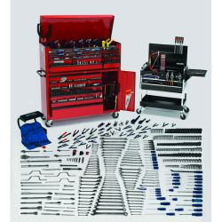 Williams Maxxum Set Metric - 410 Pieces - Tools Only