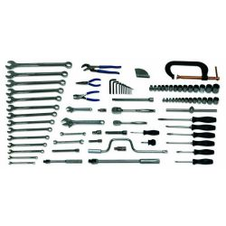 Williams General Industrial Repair Set - 88 Pieces including Tool Box