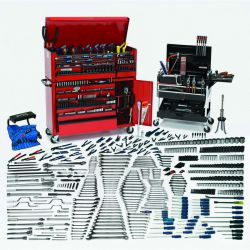 Williams Mega Set Complete - 960 Pieces including Tool Boxes