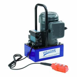 Williams 1.5Hp Electric Pump with Solenoid Valve 5Gallon 4W-3P