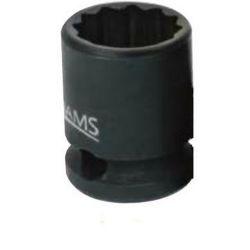 Williams 35330 3//8-Inch Drive 15//16 Standard Impact 12-Point Socket